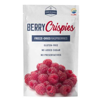 Freeze-Dried Raspberries - Personal Size (40g)